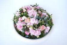 Bloemencreatie pastelmix