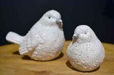 Decoratief sneeuwvogeltje