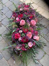 Rouwwerk 103 Roze tinten wild
