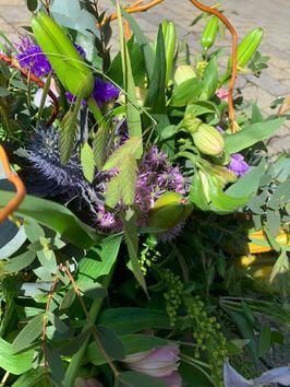 Rouwwerk Veldbloemen Kleurenmix